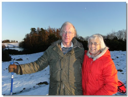 Jean and Robin Field have made an intensive study of Scottish agates for over thirty years.